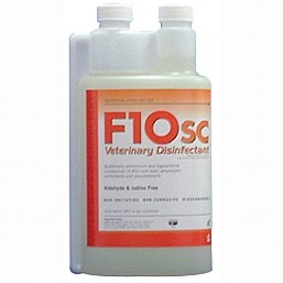 F10SC Veterinary Disinfectant Concentrate 200ml