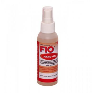 F10 Disinfectant Hand Gel 100ml