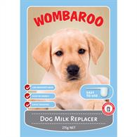Wombaroo Puppy Milk Replacers (3 sizes)