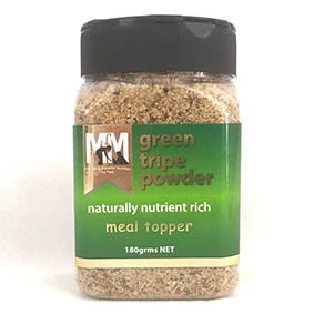 Green Tripe Powder 180g