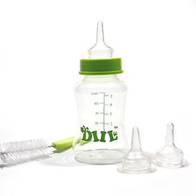 Bottle with Silicone Teats (150ml)