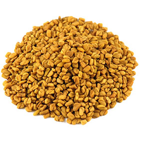 Fenugreek Whole Seeds 200g