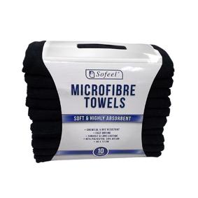 Microfibre Towels 73x40cm (10pack)