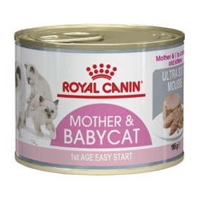 Royal Canin Babycat Mousse