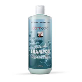 Dermcare Natural Shampoo (free 25ml sample)