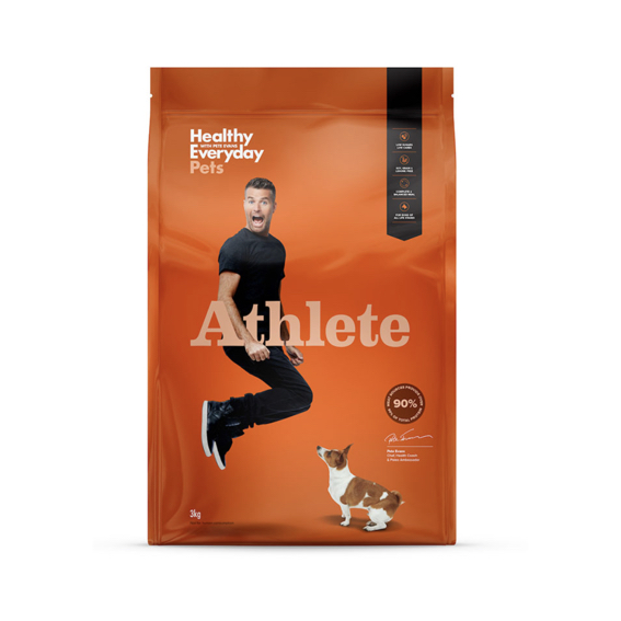 HEP Athlete (free food sample)