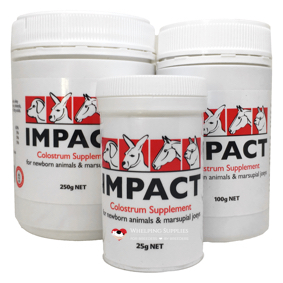 Impact Colostrum (4 sizes)