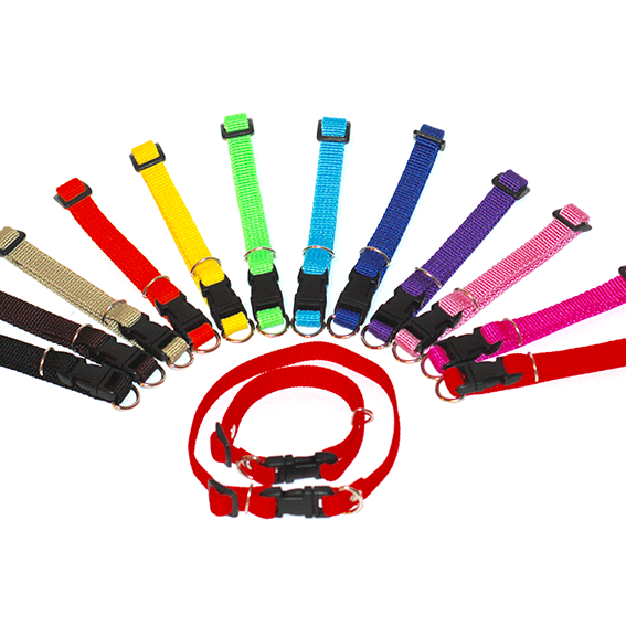 Adjustable Collars (SMALL 16-27cm)