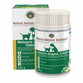NAS Organic Calcium 200g (soluble powder)