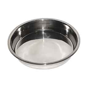Puppy Feeding Pan 14