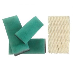 Replacement Filters and Evaporative Block